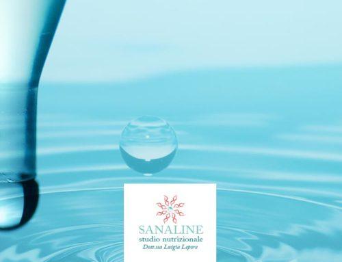 L'acqua minerale: quale bere e come leggere le etichette