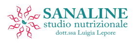 Sanaline Studio Nutrizionale Logo